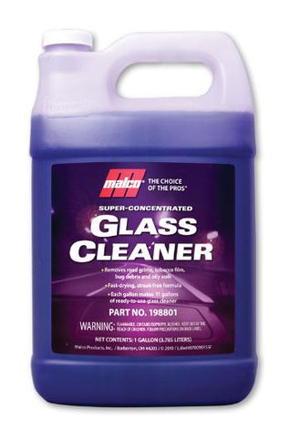 Malco Super-Concentrated Glass Cleaner