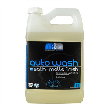 Meticulous Matte Auto Wash for Satin Finish & Matte Finish Paint, Gallon