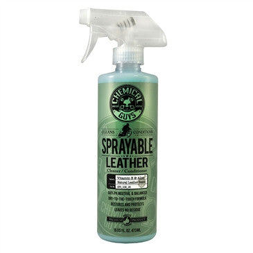 Sprayable Leather Cleaner & Conditioner in One, Pint