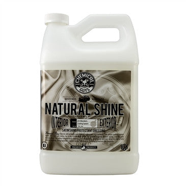 Natural Shine, Satin Shine Dressing, Gallon