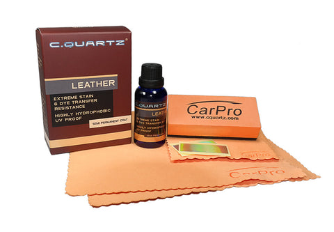 CQuartz Leather & Vinyl 30ml