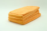 Micro Fiber Towel, Orange, 16x16, 36pack