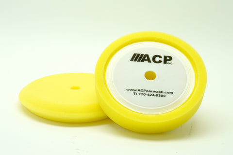 Recessed Foam Pad 50ppi Yellow Comp, Each