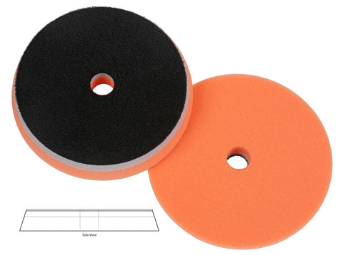 Lake Country HDO Foam Polishing Pad (Tangerine)
