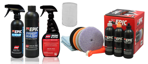 """I Have A Polisher"" Coating Kit"