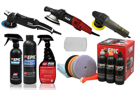 """I Need a Polisher"" Coating Kit"