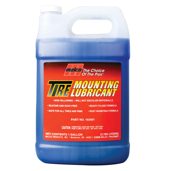 Malco Tire Mounting Lubricant, Gallon