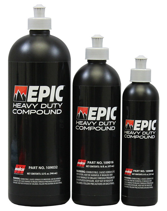 Malco EPIC™ Heavy Duty Compound