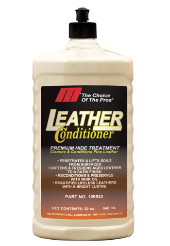 Malco Leather Conditioner, Quart