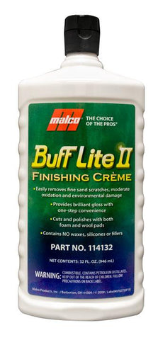 Malco Buff Lite™ II Finishing Creme