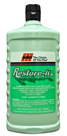 Malco Restore It™ Cleaner/Glaze (1-gal)