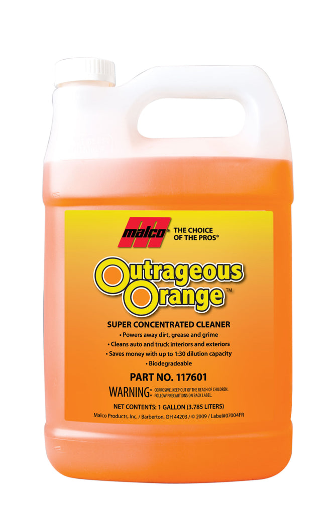 Malco Outrageous Orange™ All Purpose Cleaner Concentrate