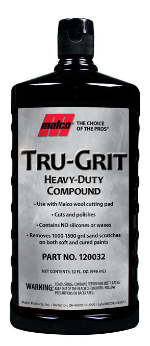 Malco Tru-Grit™ Heavy-Duty Compound