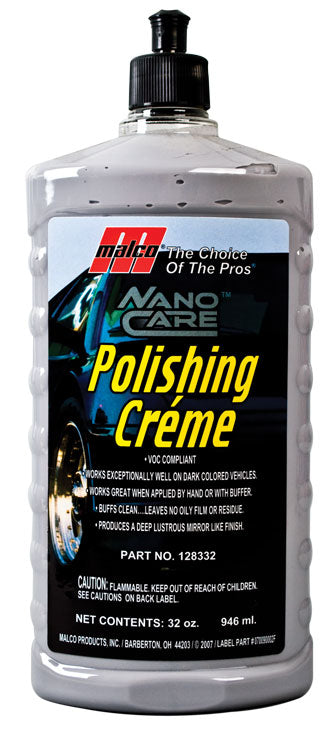 Malco Nano Care™ Polishing Creme
