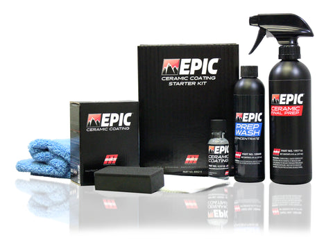 Malco EPIC™ Ceramic Coating Starter Kit