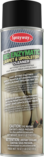 Bio Enzymatic Upholstery Cleaner