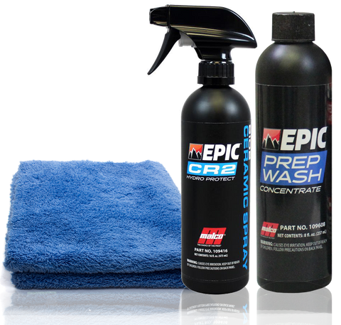 Malco Epic Wash & Seal Kit