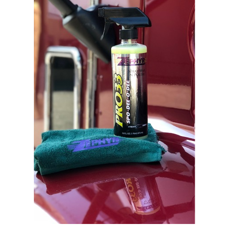 Pro-33 SPO-DEE-O-DEE Spray Wax 'n Polish 16 oz