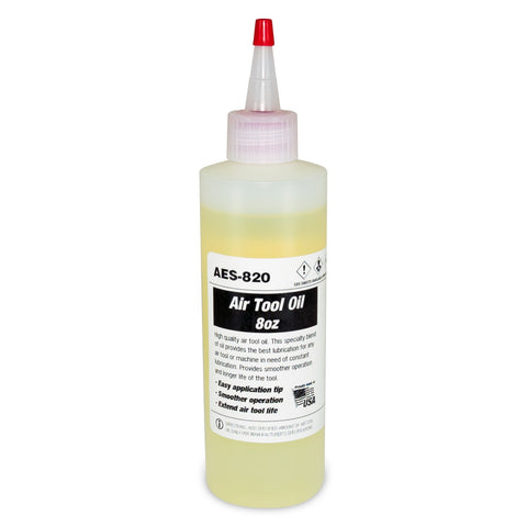 Air Tool Oil 8oz