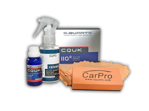 Cquartz UK 50ml Kit w/ Reload