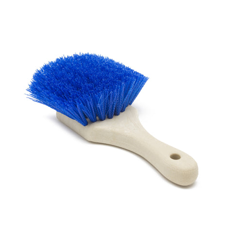 Short, Stiff, Blue, Fender Brush, Each