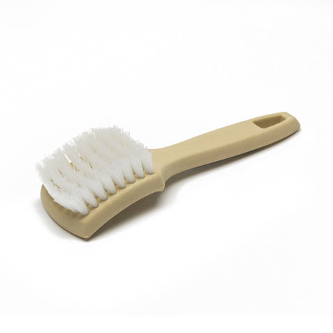 White, Nylon, Tire Brush, Each