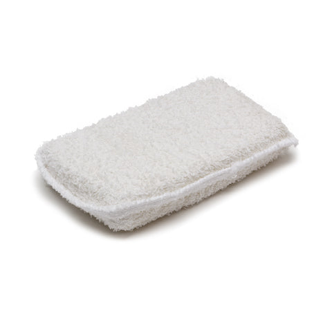 Rectangle Large White Applicator Pad, each