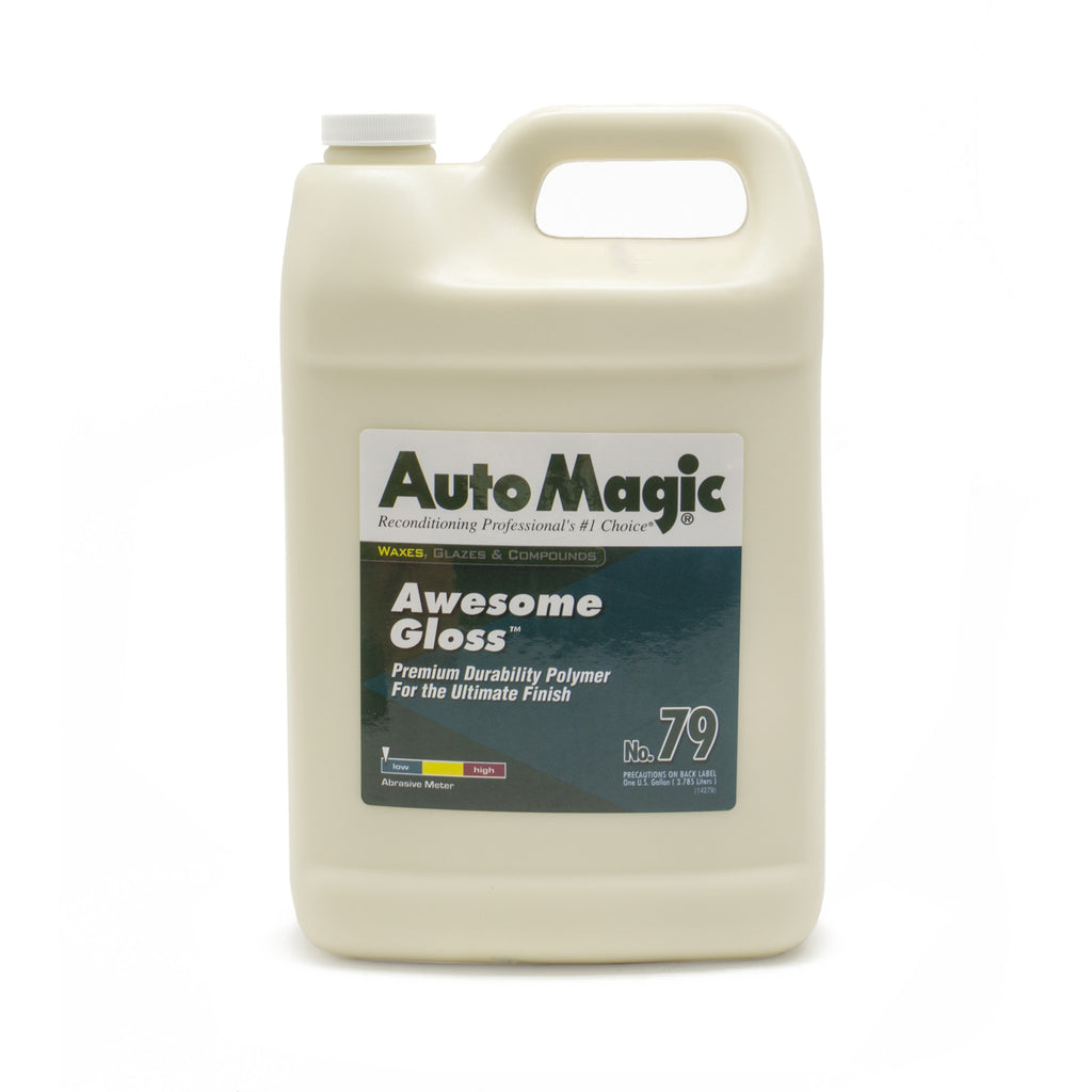 Awesome Gloss Wax, Gallon