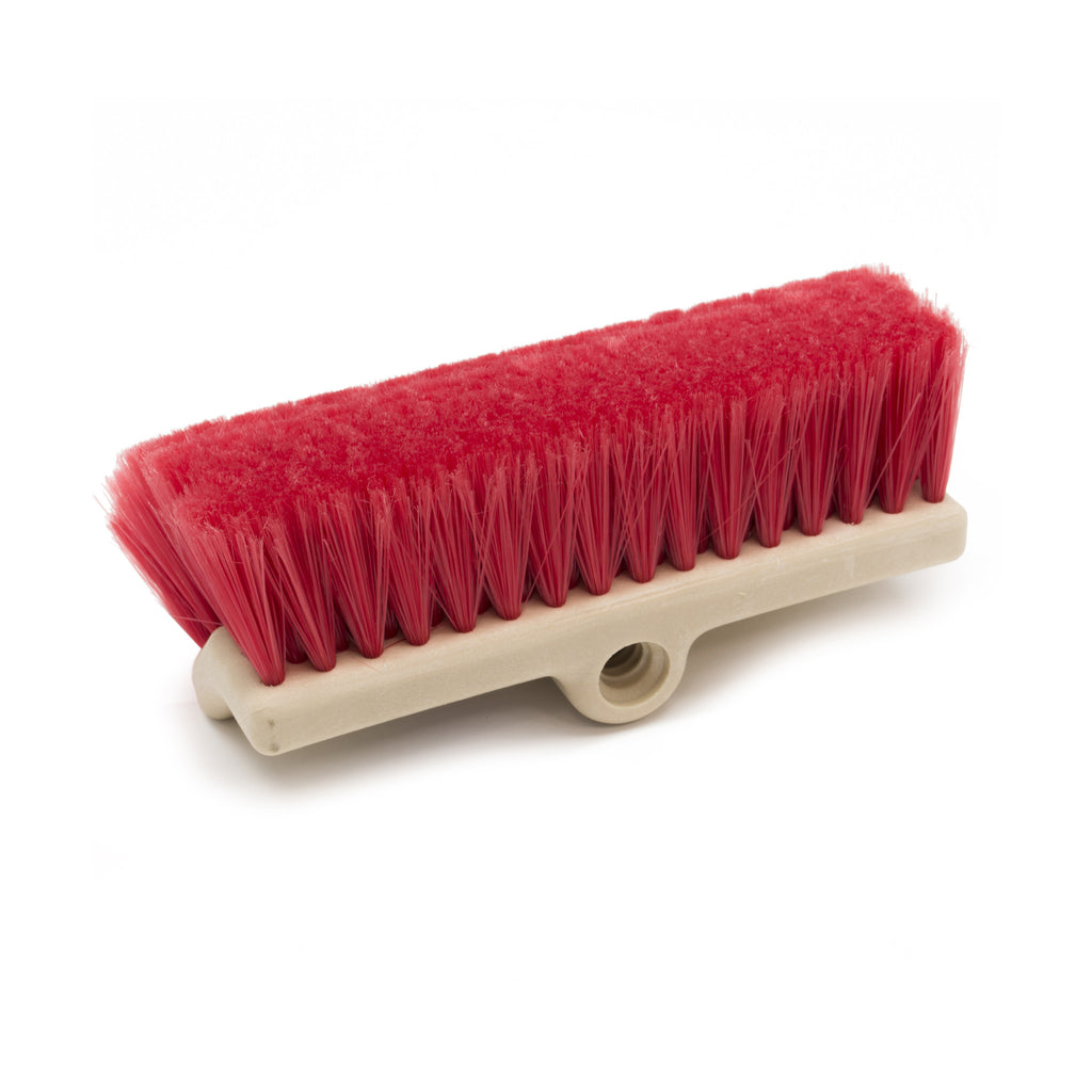 Red, Dual Surface, Truck Brush, Each