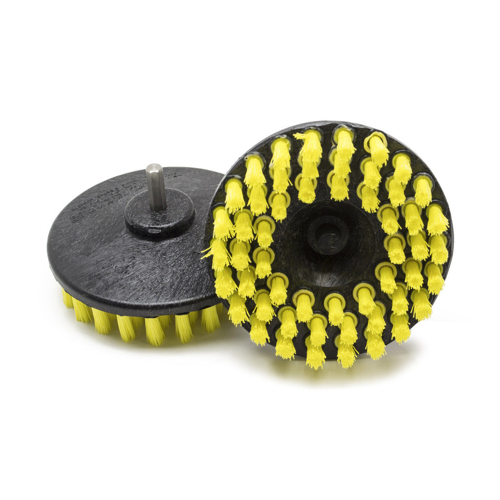 Rotary Carpet Brush, Medium Stiff