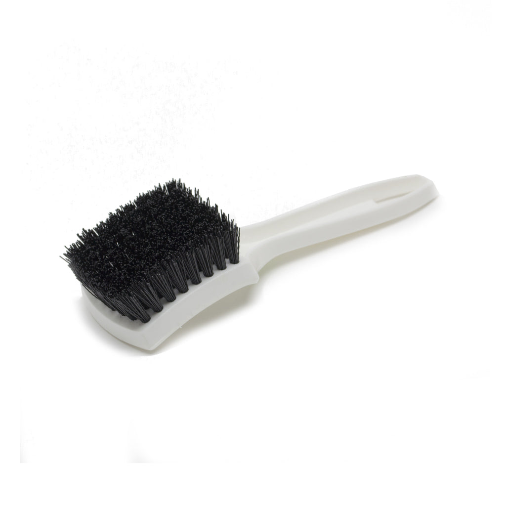 Black Bristle Carpet Brush