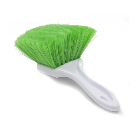 Green, Soft, Short Handle, Fender Brush, Each
