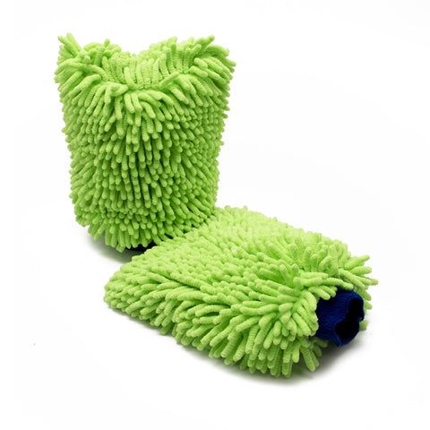 Super Soft Micro Chenille Wash Mitt