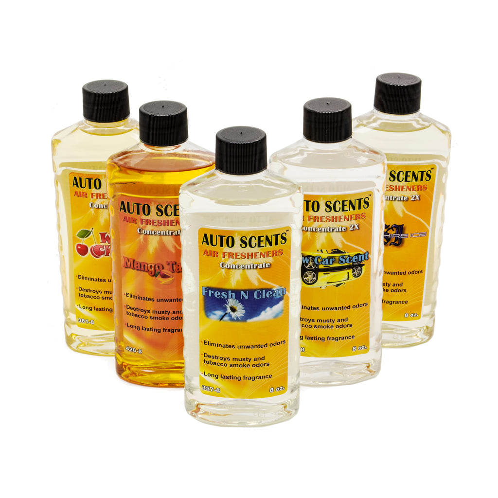 Auto Scents Concentrated Air Fresheners