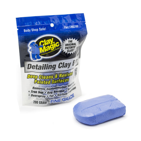 Clay Magic Blue (Fine)