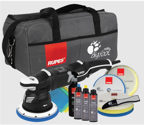 Rupes Bigfoot Mille Gear Driven Deluxe Kit