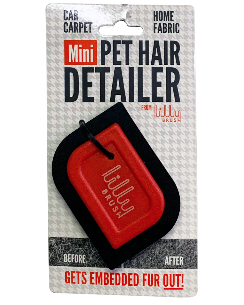Lilly Brush Mini Pet Hair Detailer
