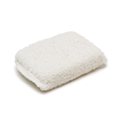 Rectangle Small White Applicator Pad, each
