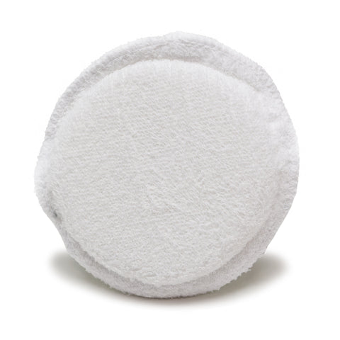 Round White Applicator Pad