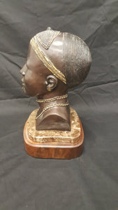 "POKOT ""BUST"" - Limited Edition Bronze"