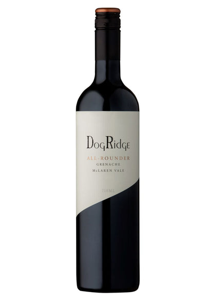 Dog Ridge ALL-ROUNDER Grenache 2016 (RRP $28 WM $23.90)