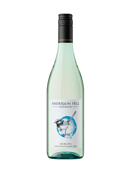Anderson Hill 'Little Blue Wren' Sauvignon Blanc 2018 (RRP $25 WM $20.90)