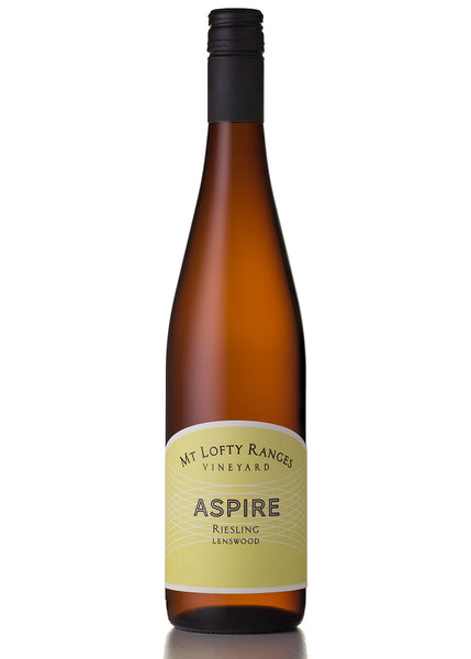 Mt Lofty Ranges Vineyard ASPIRE Range Riesling 2018 (RRP $45 WM $37.90)