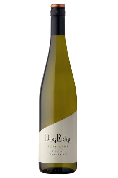 Dog Ridge AWAY GAME Riesling Clare Valley 2018 (RRP $28 WM $23.90)