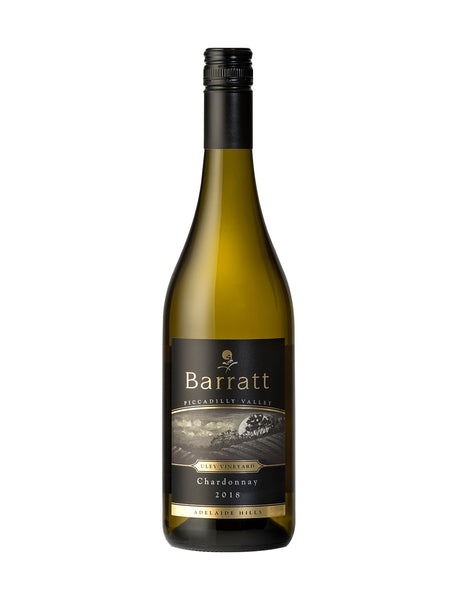 Barratt 'Uley Vineyard' Chardonnay 2018 (RRP $36 WM $30.90)