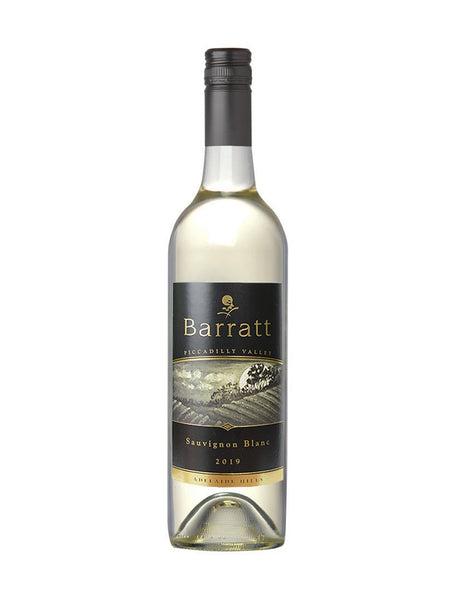 Barratt Piccadilly Valley Sauvignon Blanc 2019 (RRP $25 WM $21.90)