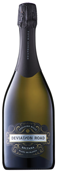 Deviation Road Beltana Blanc De Blancs 2013 (RRP $95 WM $84.90)