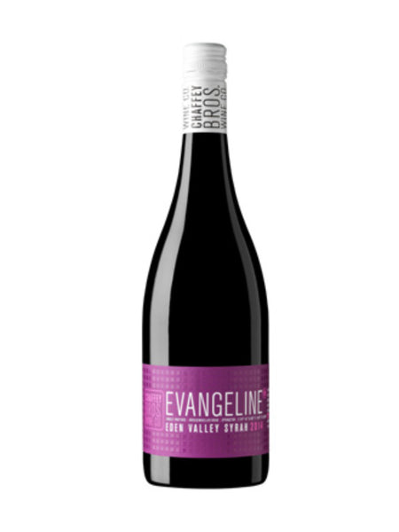 Chaffey Bros. Wine Co. Evangeline: Eden Valley Syrah 2018 (RRP $35 WM $27.90)