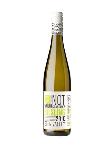 Chaffey Bros. Wine Co. Not Your Grandma's Riesling 2017 (RRP $22 WM $18.90)