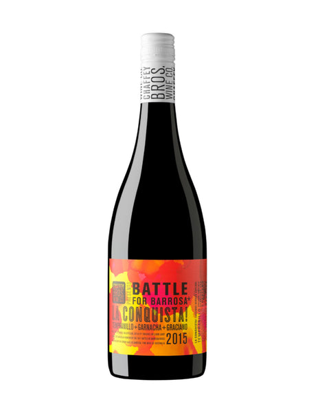 Chaffey Bros. Wine Co. La Conquista! Tempranillo + Garnacha + Graciano 2015 (RRP $25 WM $21.90)